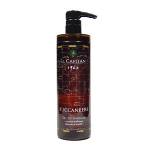 Bucaneers - Gel de Barbear 500ml