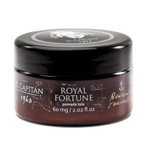 Royal Fortune – Pomada Teia 60g