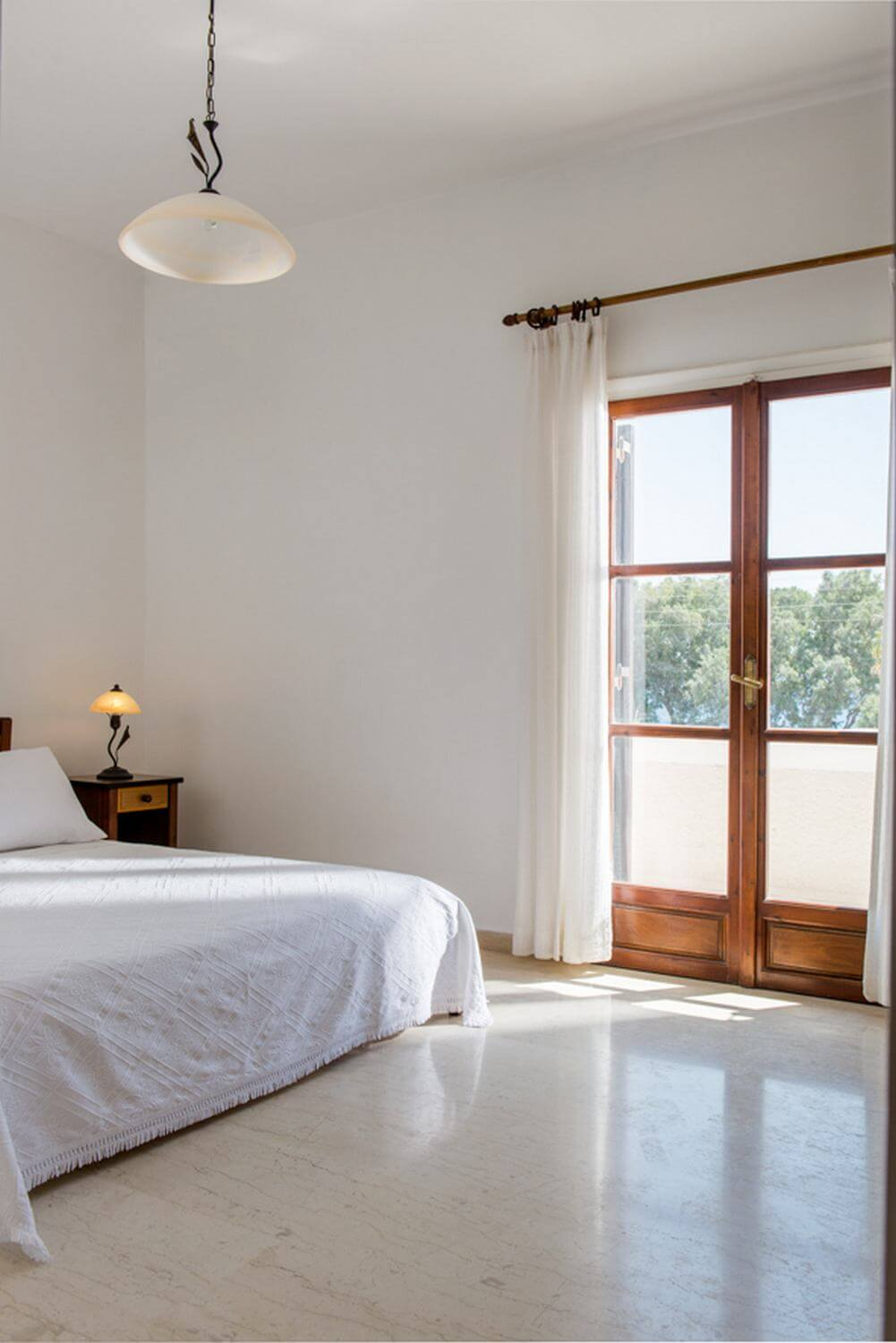 One Double Room With Sea View