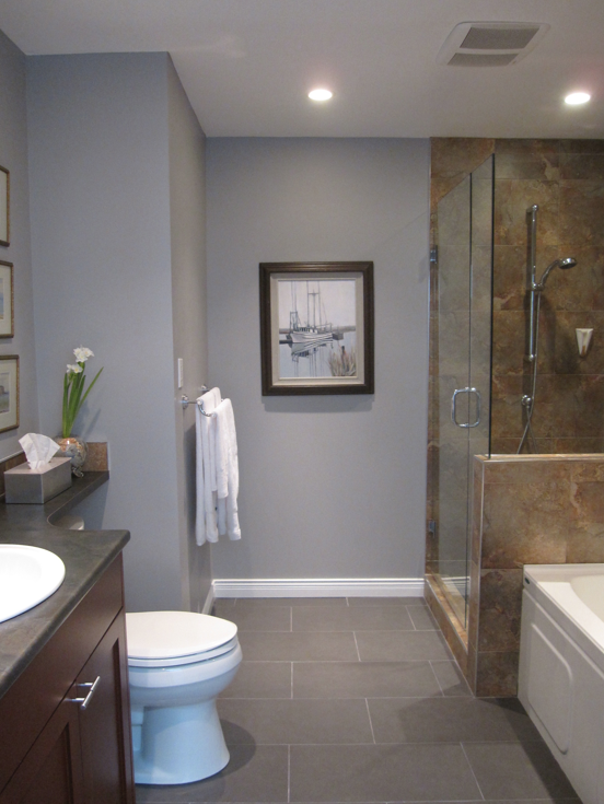 Best Colors For Bathrooms Without Natural Light