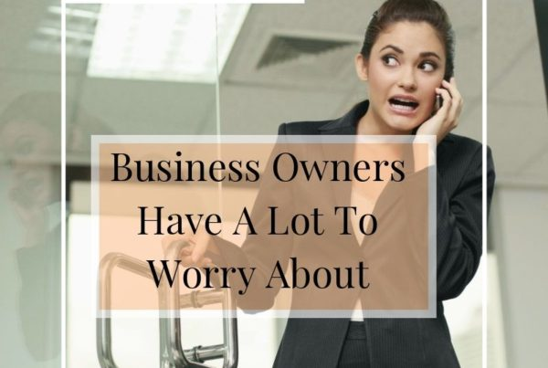 Business Owners Worry
