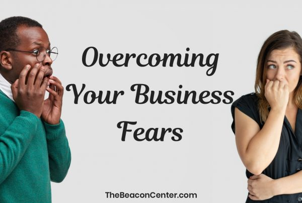 Business fears photo