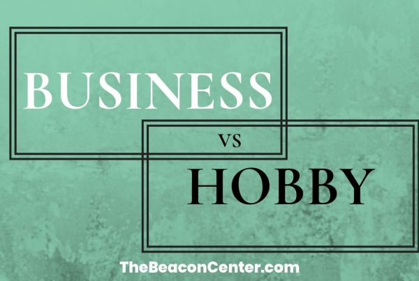 Business vs Hobby