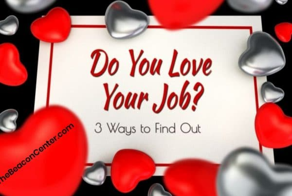 Love your job photo