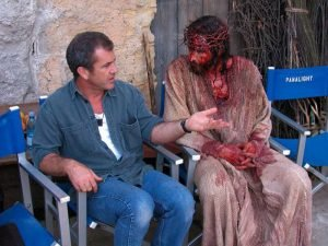 Mel Gibson and Jesus Christ