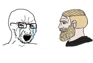 Soyboy Vs Yes Chad