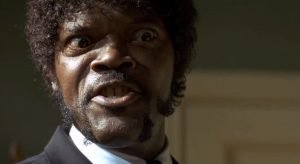 Samuel L Jackson say one more time