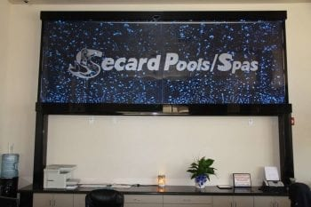 Secard Pools Los Angeles California