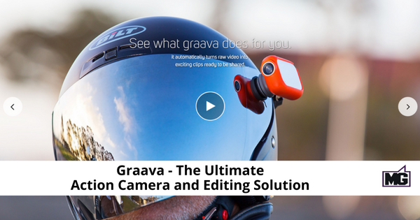 Graava - The Ultimate Action Camera and Editing Solution