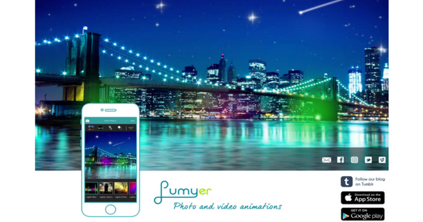 Lumyer.com for Photo and Video Animations