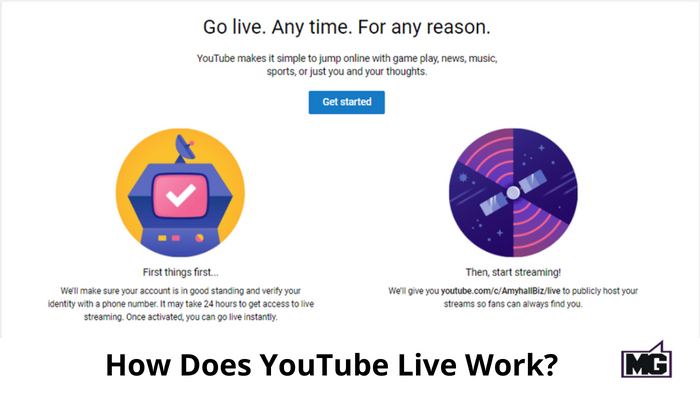 How Does YouTube Live Work_