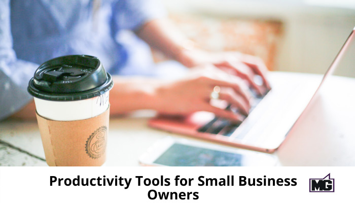Productivity tools for small business owners.