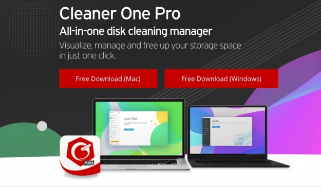 cleaner one pro from trend micro