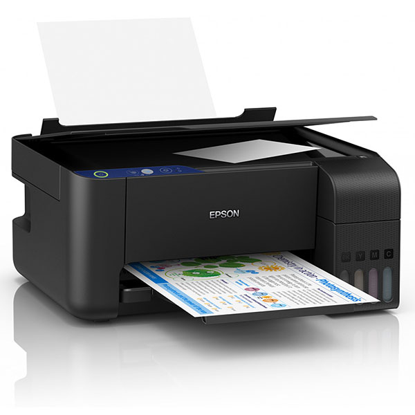Epson EcoTank L3111 All in One Inkjet Printer