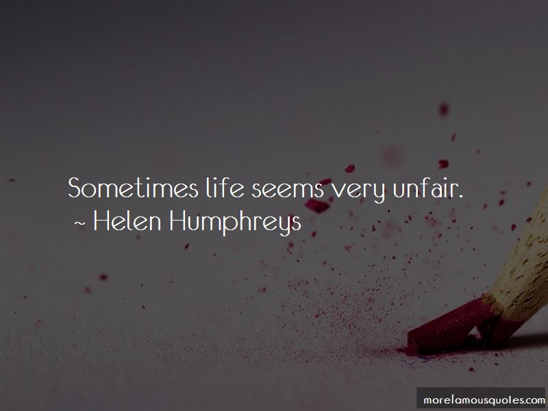 Life Is Unfair Quotes 5