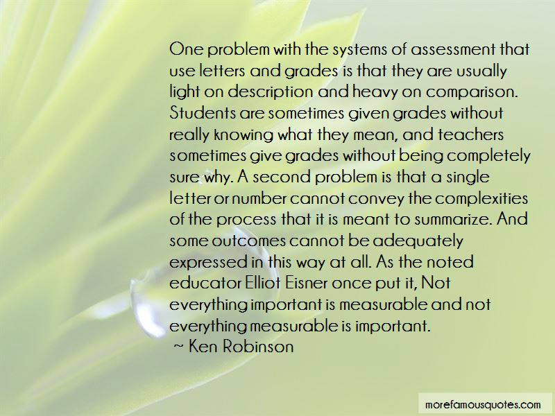 Quotes About Grades 3