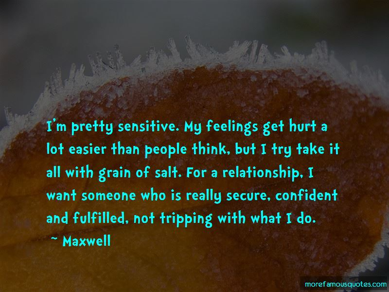 Quotes About Hurt Feelings 3