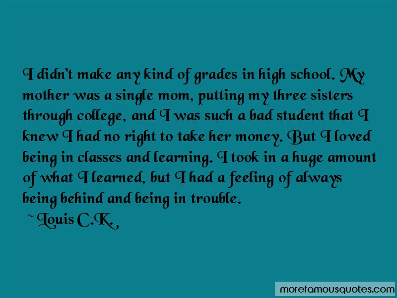 Quotes About Grades 1