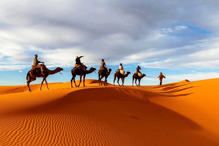 14 Days Morocco Trip from Marrakech