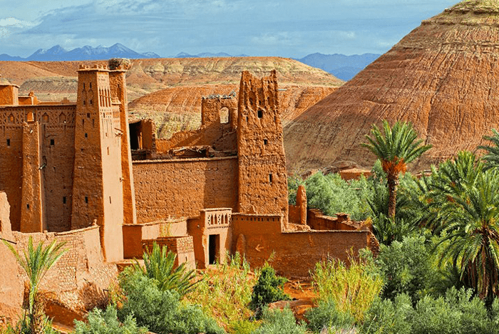 10 day morocco tour from fes