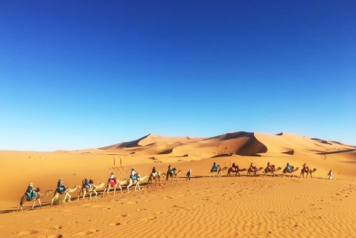 2-Day Desert Tour from Fes to Marrakech