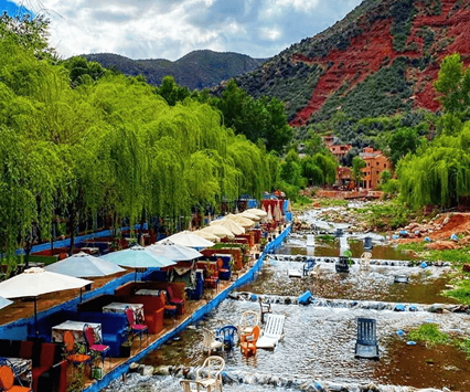 Marrakech Day Trips Ourika