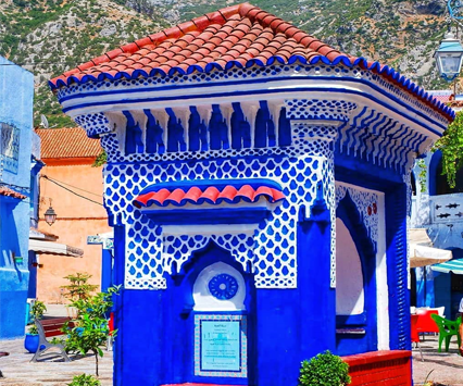 Fes Day trip to Chefchaouen