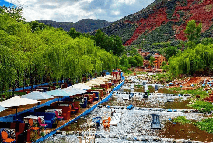 Day Trip Marrakech to Ourika Valley