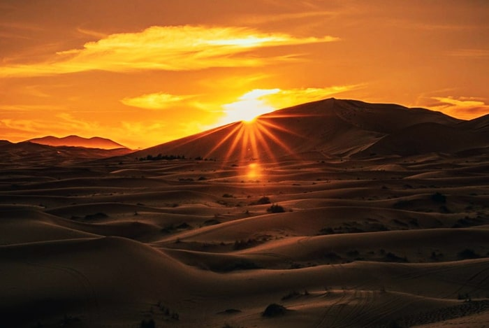 sunset 4 day fes to marrakech tour