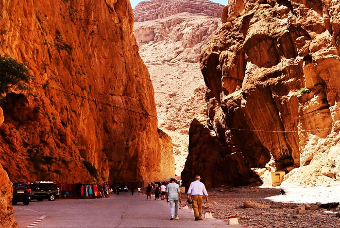 todra 4 day fes to marrakech tour