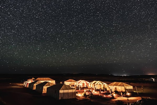 morocco luxury camps