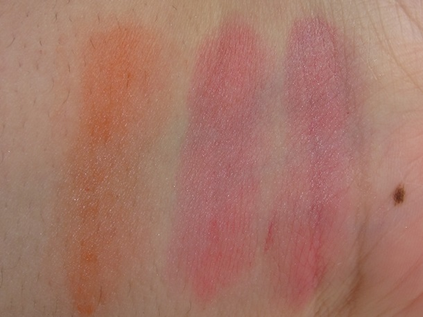 Josie Maran Coconut Watercolor Cheek Gelee Review Swatches