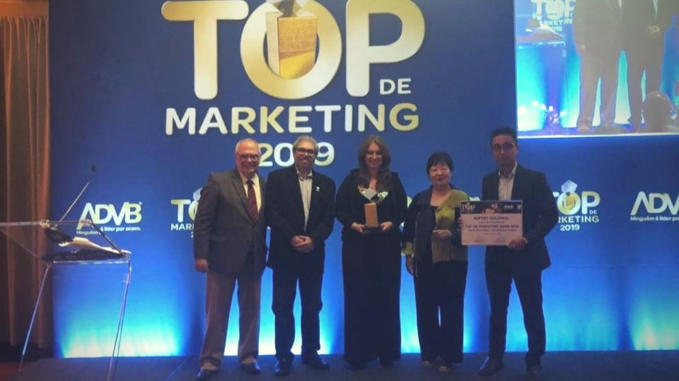 Pêmio top marketing 2019