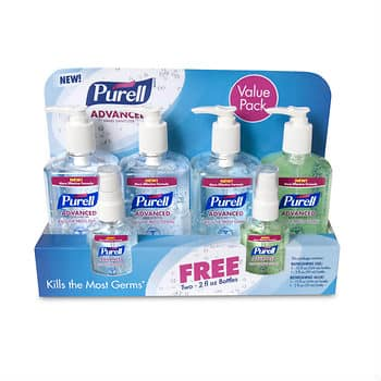 Purell Instant Hand Sanitizer 12 Oz Only 1 49 At Bjs 2 Free