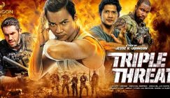 Assistir Triple Threat Legendado Filme Online