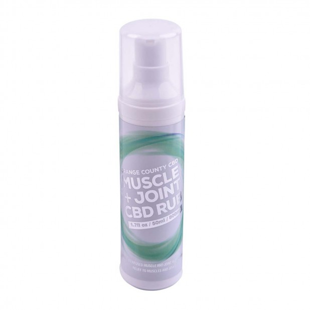 Orange county cbd muscle and joint gel 50ml 800mg