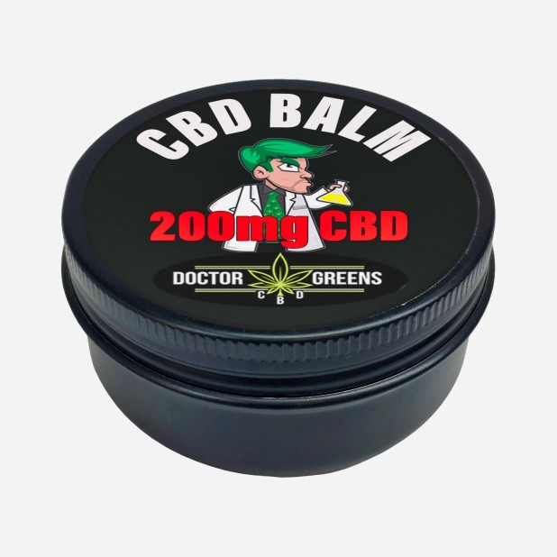 doctor greens cbd balm 200mg