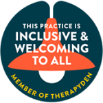 therapyden badge