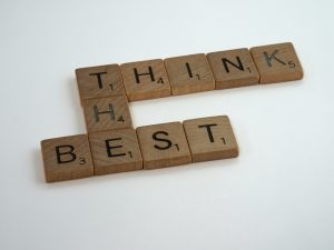 Think the best