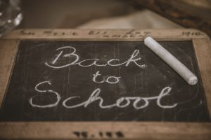 back to school after covid