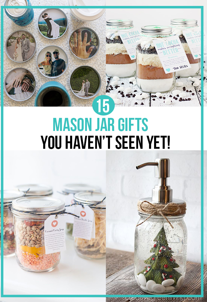 15 Clever Mason Jar Gifts You Haven T Seen Yet Nikki S Plate
