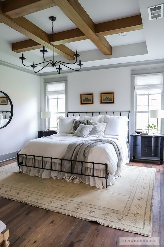 Top 11 Bedrooms By Joanna Gaines Nikki S Plate