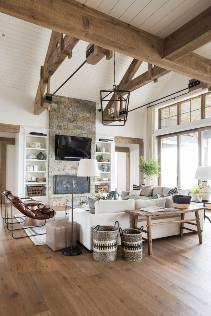 10 Best Living Rooms by Studio McGee - Nikki's Plate