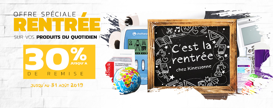 Offre Rentree Kinessonne