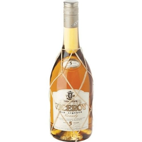 Van Ryn's Viceroy - A wonderfully matured brandy. It's matured to a higher standard than other brandies, making it one of the world's great tastes in brandy.