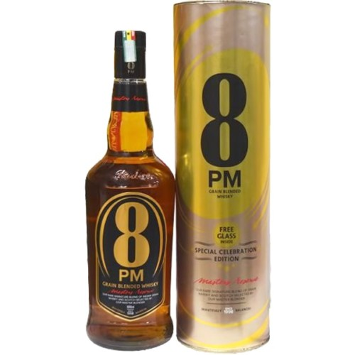 8PM 1L Indian Whisky