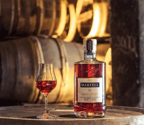 The New Martell VSOP by Pernod Ricard