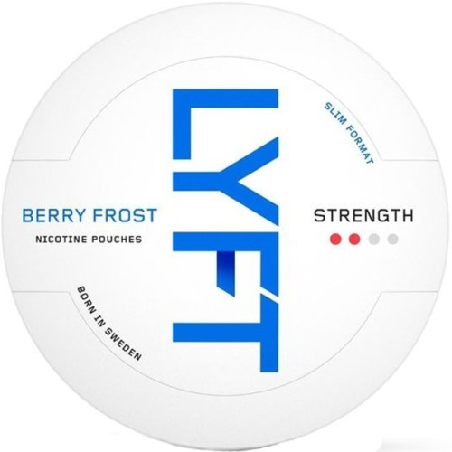 Lyft Berry Frost Regular 6mg 20 Nicotine Pouches