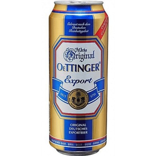 Oettinger Export Can