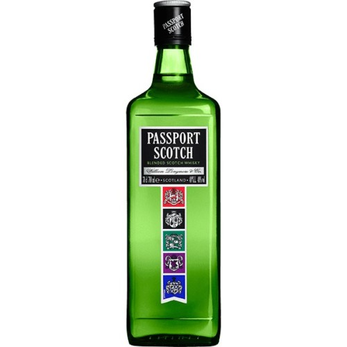 Passport Scotch - A tempting fruity taste and a delicious creamy finish. It can be enjoyed neat, over ice or mixed with your favourite soft drink.